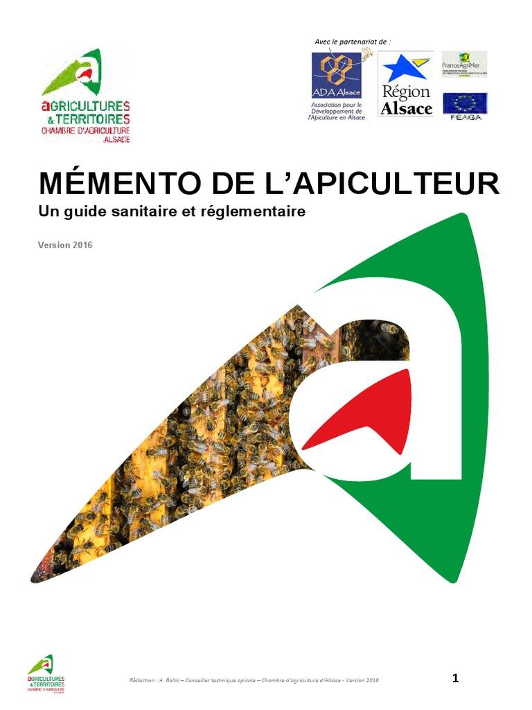 Memento de Lapiculteur V1.1 Janvier 2013 62f45e9261b6