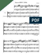 Bach Airoso