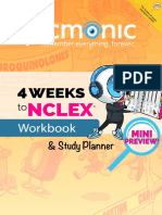 4 Weeks to Nclex - Mini Preview