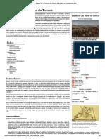 Batalla de Las Navas de Tolosa - Wikipedia, La Enciclopedia Libre