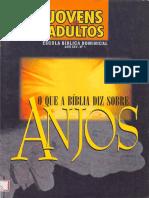 Anjos - Lições Bíblicas Cristã Evangélica