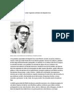 DOSSIER- Diario Alejandro Rossi