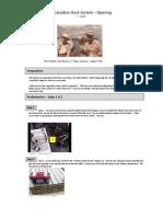 dock opening protocol 3 2018