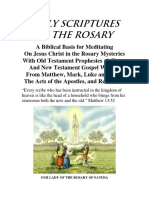 Scriptures in Rosary