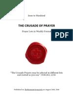 Crusade of Prayers