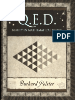 Burkard Polster - Q.E.D. (Beauty in Mathematical Proof) - WalkerPublishing Company, 2004-68p