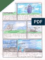 rock cycle comic example