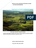 Biografia de João Capistrano Macedo de Alckmin e de Seus Descendentes