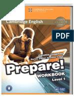 Prepare 1 Workbook