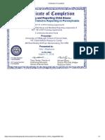 childline certification