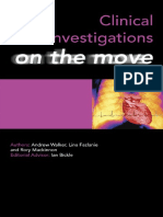 Clinical Investigations - On the Move - 2012 - By Tamer Soliman