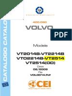 Volvo Şanzuman Vt2514....