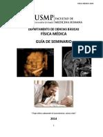 Fisica Medica Guia de Seminarios 2016-II