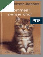 Comment Penser Chat - Pam Johnson-Bennett