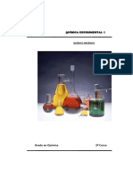 Quimica Experimental