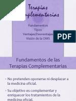 Terapias Complementarias Fundamentos...