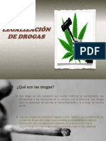 Legalizacion de Drogas