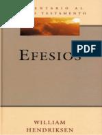 Comentario Al Nuevo Testamento - Efesios - William Hendriksen