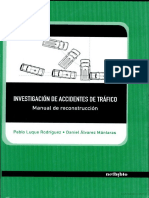 Investigación de Accidentes de Transito