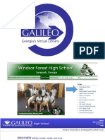 how to use galileo