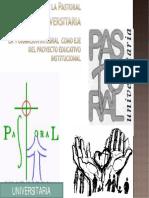 Perspectivas de La Pastoral Universitaria
