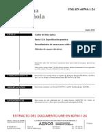 Normal Español Une en 60794