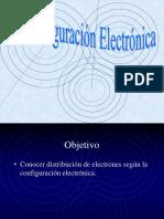 La Configuracion Electronica