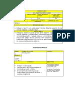 Programa Bt3401 Biologia y Biotecnologia