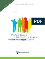 Manual de Apoio Para Elaboração de Projetos