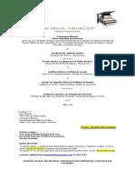 Propuesta Menú Graduación 2013 (Todo Incluido)