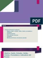 Presentación de Procesos Gestion Incidencias Itil v3