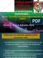 Agro Forester i A