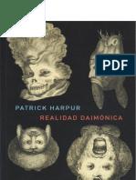 Patrick Harpur - Realidad Daimónica - - Versión Editable