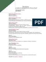 Programa Recursos UBA 2016 - Primer Cuatrimestre