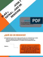 Plan de negocios y estrategias de negocios.pptx
