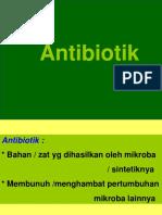 1. ANTIBIOTIK
