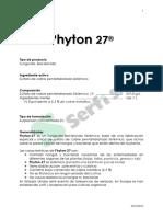 Phyton 27 HT