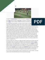 Árbitros- El Futbol