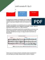 Corelli Sonata Lll