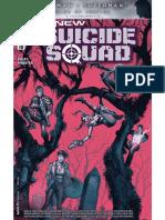 Novo Esquadrao Suicida 18 (2016 - Sean Ryan