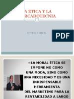 9NA SEMANA Etica en La Mercadotecnia