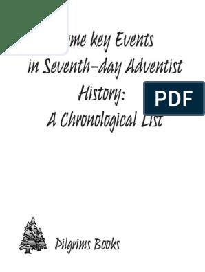 Key SDA History | Adventism | Seventh Day Adventist Church