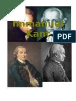 Kant, trabajo básico