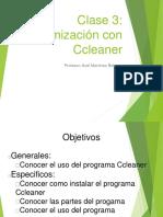 Clase 3 Cclenear