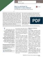 jurnal pediatri
