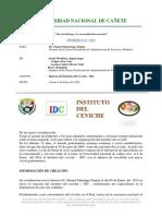 Instituto Del Ceviche
