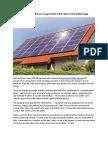 International Solar Alliance Inaugurated