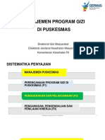 Bab 2 Manajemen Program Gizi Di Puskesmas