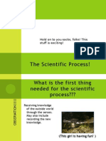 Notes Sci Process