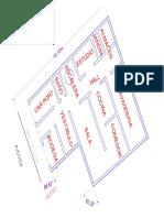 1ra Propuesta Distribusion Arquitectonica 1er Piso